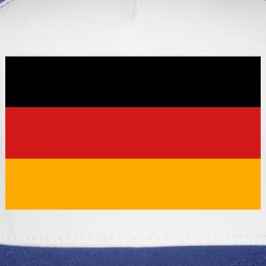 Flag Germany (3c) Polo Shirts - Trucker Cap