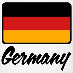 Flagg Germany (3c) Hoodies - Men's T-Shirt