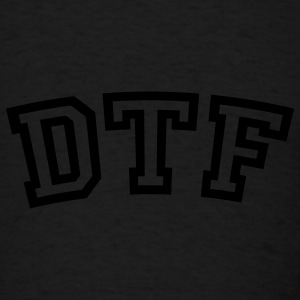 DTF1 Caps - Men's T-Shirt