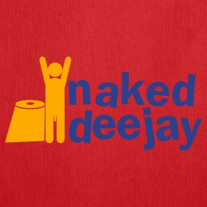 naked deejay (with a willy) Zip Hoodies/Jackets - Tote Bag