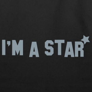 im a star! celebrity! Women's T-Shirts - Eco-Friendly Cotton Tote
