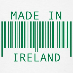 Made in Ireland Buttons - Men's T-Shirt