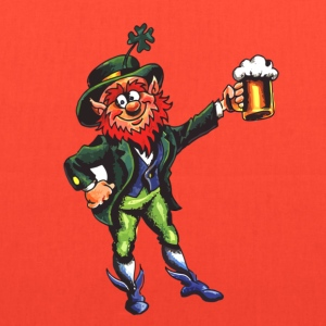 Leprechaun Cheers - Tote Bag