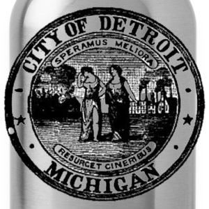 detroitseal T-Shirts - Water Bottle