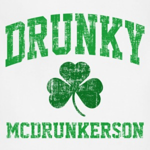 Drunky McDrunkerson Women's T-Shirts - Adjustable Apron