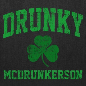 Drunky McDrunkerson Women's T-Shirts - Tote Bag