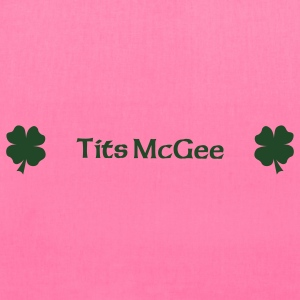 Tits Mcgee Women's T-Shirts - Tote Bag