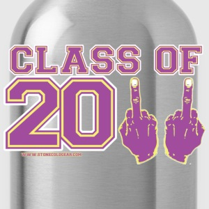 Class of 2011 FU Graduation Purple and Gold T-Shirts - Water Bottle