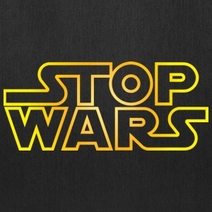 Stop Wars - Tote Bag