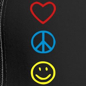 Love Peace Happiness Kids' Shirts - Trucker Cap