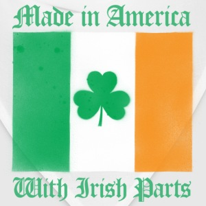 American With Irish Parts - Bandana