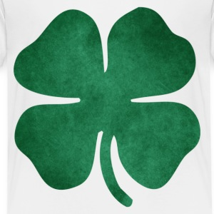 Grungy Shamrock Kids' Shirts - Toddler Premium T-Shirt