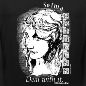 So I'm a Princess Women's Slim Fit T - Men's Premium Tank