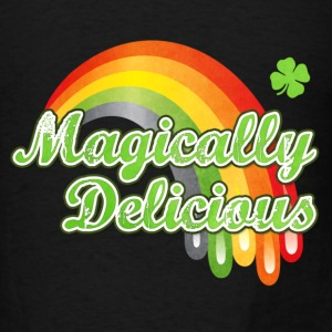 Magically Delicious - dk Long Sleeve Shirts - Men's T-Shirt