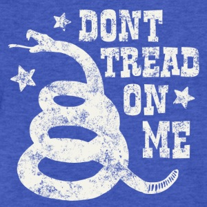 Don't Tread Sweatshirts - Fitted Cotton/Poly T-Shirt by Next Level