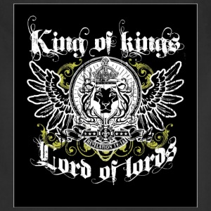 King of Kings Lord of Lords - Adjustable Apron