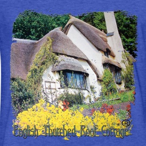 an_english_cottage Sweatshirts - Fitted Cotton/Poly T-Shirt by Next Level