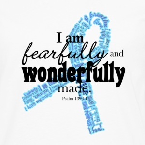 trisomy awareness names shirt Women's T-Shirts - Men's Premium Long Sleeve T-Shirt
