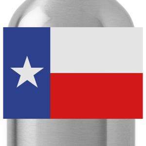 Lone Star Texas Flag Women's T-Shirts - Water Bottle