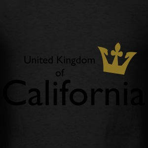 United Kingdom of California Bags  - Men's T-Shirt