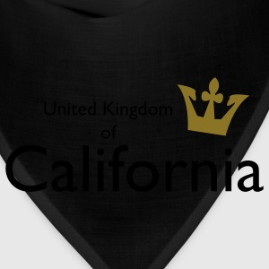 United Kingdom of California T-Shirts - Bandana