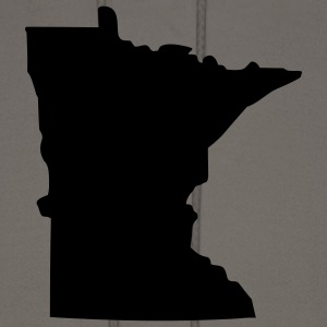 State of Minnesota T-Shirts - Men's Hoodie