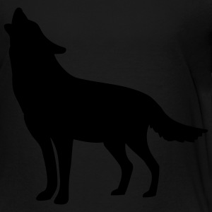 Wolf Kids' Shirts - Toddler Premium T-Shirt