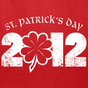 St. Patrick's Day 2012 - Tote Bag