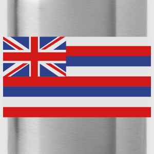 Flag of Hawaii Bags  - Water Bottle