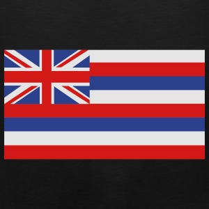 Flag of Hawaii Bags  - Men's Premium Tank