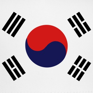Flag of South Korea T-Shirts - Trucker Cap