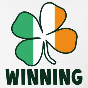Winning Irish Hoodies - Men's T-Shirt