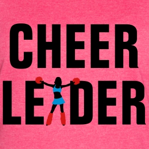 cheerleader_032011_o_3c Tanks - Women's Vintage Sport T-Shirt