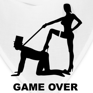 game over marriage matrimory wedlock fog haze double heiht heyday nuptials wedding zenith dominatrix lash whip slave bondman sex Long Sleeve Shirts - Bandana