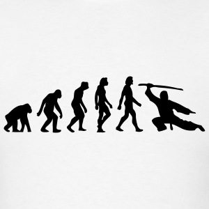 Evolution Martial Arts (1c) Polo Shirts - Men's T-Shirt