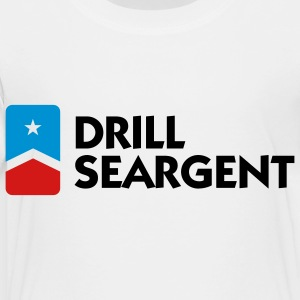 Drill Seargent (3c) Kids' Shirts - Toddler Premium T-Shirt