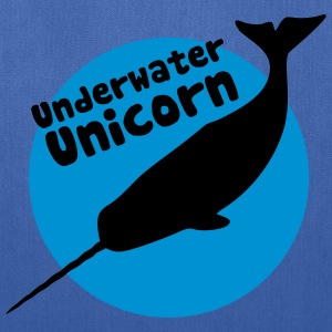 Underwater Unicorn Shirt - Tote Bag
