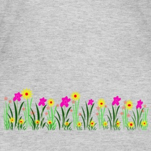 Pretty spring Garden - Women's Long Sleeve Jersey T-Shirt