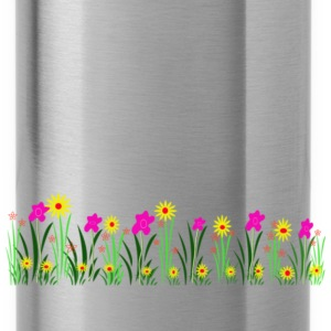 Pretty spring Garden - Water Bottle