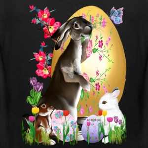 A Good Three Bunny - Men's Premium Tank