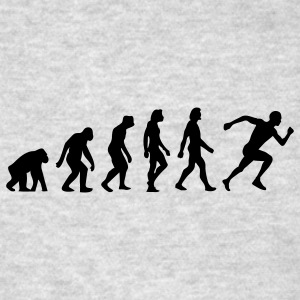 Evolution Running (1c) Long Sleeve Shirts - Men's T-Shirt