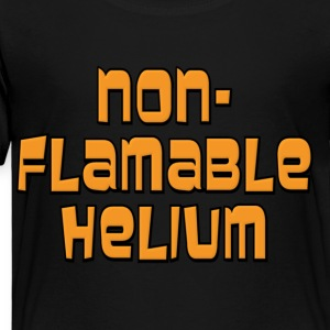 Non-Flamable Helium -- Archer Kids' Shirts - Toddler Premium T-Shirt