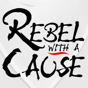 Rebel with a Cause - Bandana