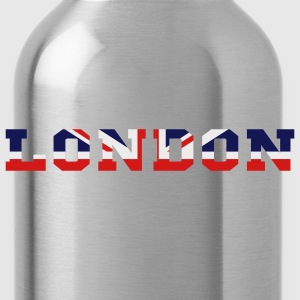 london T-Shirts - Water Bottle