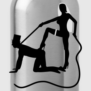 scenes from a marriage dominatrix domina whip lash high heel bachelor party bachelorette wedding leash Hoodies - Water Bottle