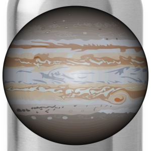 Planet Jupiter - Water Bottle