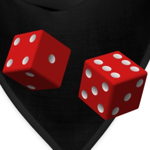 Red Dice - Bandana