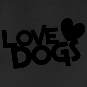 love dogs dog lover Zip Hoodies/Jackets - Leggings