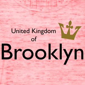 United Kingdom of Brooklyn Bags  - Women's Flowy Tank Top by Bella