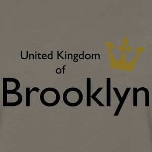 United Kingdom of Brooklyn Bags  - Men's Premium Long Sleeve T-Shirt